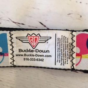 Deadmau5 seat buckle belt